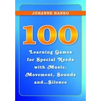 100 Learning Games for Special Needs