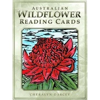 Australian Wild Flower Reading Card Set