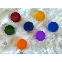 Basic Colour Healing Disc Set