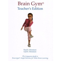 Brain Gym Teacher's Edition