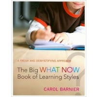 Big What Now Book of Learning Styles