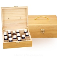 Essential Oil Storage Box - 30 slots