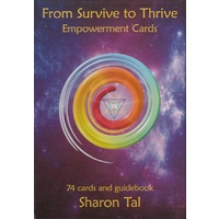 From Survive to Thrive Empowerment Cards