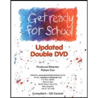 Get Ready For School  DVD set