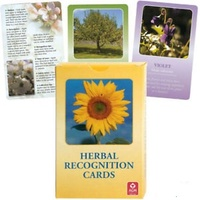 Herbal Recognition Cards (sale)