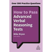 How to Pass Advanced Verbal Reasoning Tests (sale)