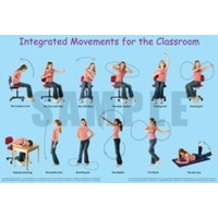 Integrated Movements Poster