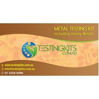 Heavy Metal Testing Kit