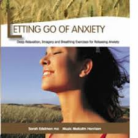 Letting Go of Anxiety CD