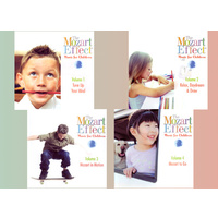 Mozart Effect for Children CD's (on sale)