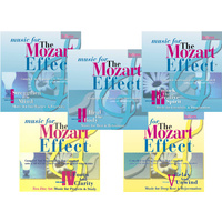 Mozart Effect CD's (on sale)