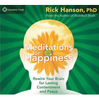 Meditations for Happiness CD