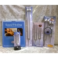Basic Ohm Tuning Fork Set