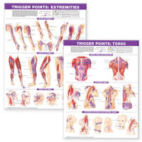 Trigger Point Wall Chart SET